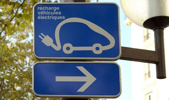 recharge véhicles électriques
