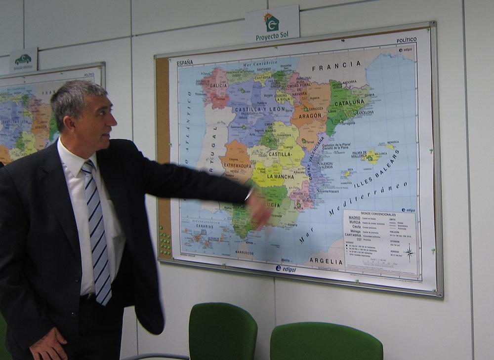 Rafael Climent - Proyecto Sol