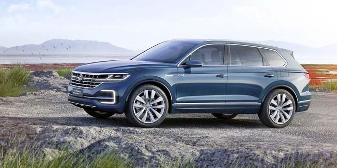 Volkswagen T-Prime Concept GTE- lateral