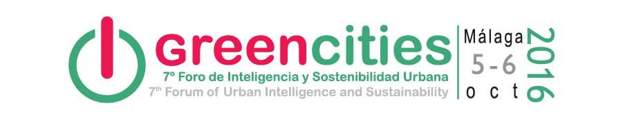 logo Greencities 2016
