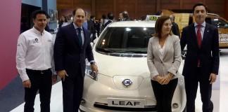 Acuerdo entre Nissan y La Ciudad del Taxi