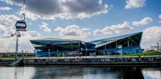 Edificio Crystal de Londres sede de la primera convocatoria del Consejo Asesor de la Movilidad Inteligente