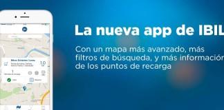 Nueva app de Ibil para iOS y Android