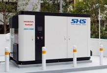 Packaged Smart Hydrogen Station (SHS)