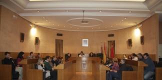 Pleno del Ayuntamiento de Paterna