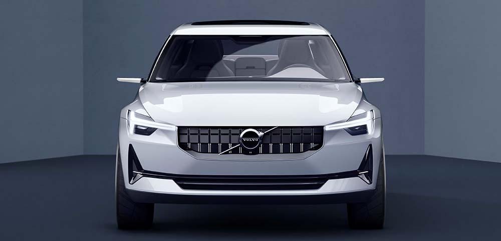 Volvo Serie 40 Concept