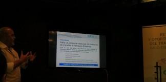 Arturo Pérez de Lucia expone las barreras actuales para el VE