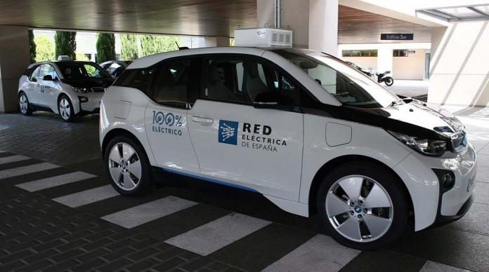 BMW i3 REX de Red Eléctrica