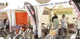 Bicicletas eléctricas en VEM2016