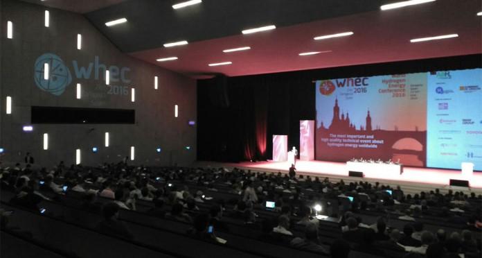 Congreso Mundial de la Energía del Hidrógeno de Zaragoza