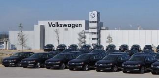 Fabrica Volkswagen de chattanooga