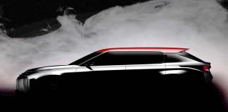 Mitsubishi Ground Tourer Concept