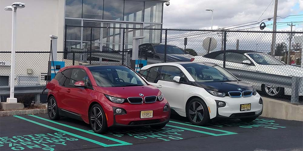 Programa Charge Forward de BMW