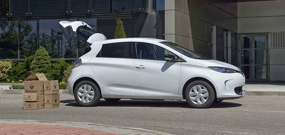 Renault Zoe Societé