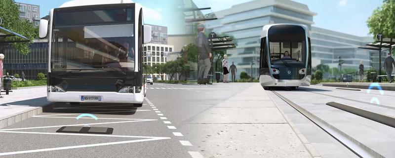 SRS - Sistema de carga rápida para autobuses y tranvías