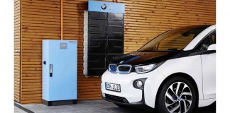 Sistema BMW battery storage