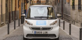 Smart ForTwo ED de car2go