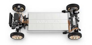 Baterías Volkswagen para vehículos eléctricos