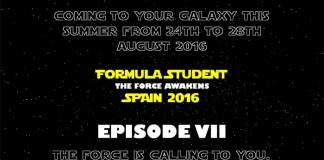 Formula Student Spain 2016