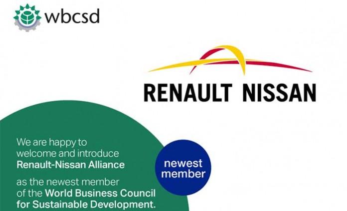 Renault Nissan se une al WBCSD