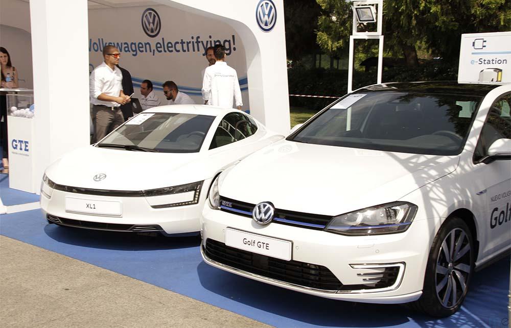 Volkswagen en VEM2016