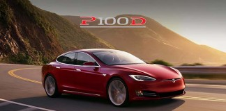 Anuncio del nuevo P100D Ludicrous