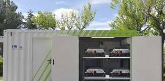 Baterías utilizadas en Sunbatt