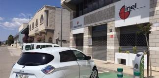 Los agentes podrán utilizar durante dos semanas un Renault Zoe