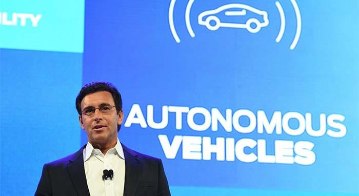 Mark Fields, CEO de Ford
