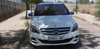 Mercedes dejará de fabricar el Clase B Eléctrico