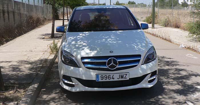 Mercedes Clase B 250e