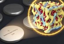 Nueva batería de ión aire. Nanolithia cathode battery