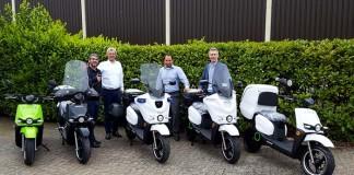 E-Milers Group nuevo distribuidor de Scutum en el BENELUX