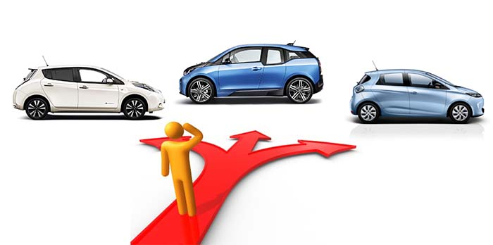 Elegir un coche eléctrico