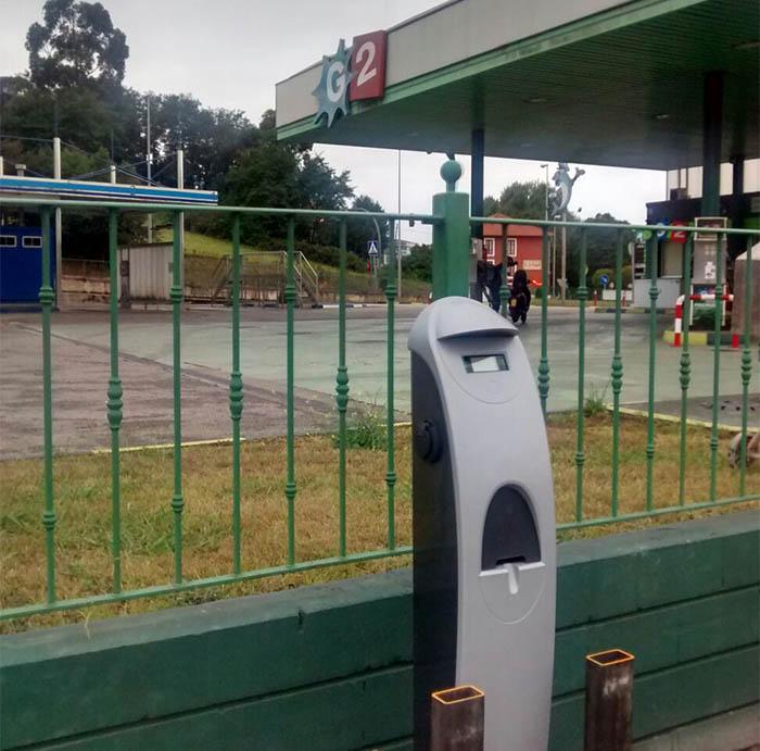 Estación Servicio BOO G2 en Astillero