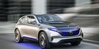 fabrica de baterías de Mercedes-Benz EQ