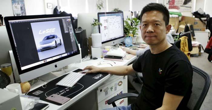 Jia Yueting creador del proyecto de coche eléctrico de Leeco