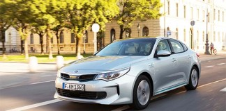 Kia Optima PHEV - Plug-in Hybrid