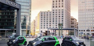 Las nuevas versiones de los Smart eléctricos
