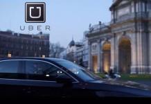 Llegada de Uber a Madrid