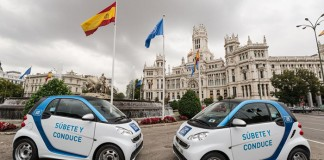 car2go en madrid