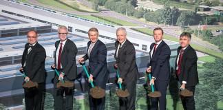 fábrica de baterías de Mercedes-Benz