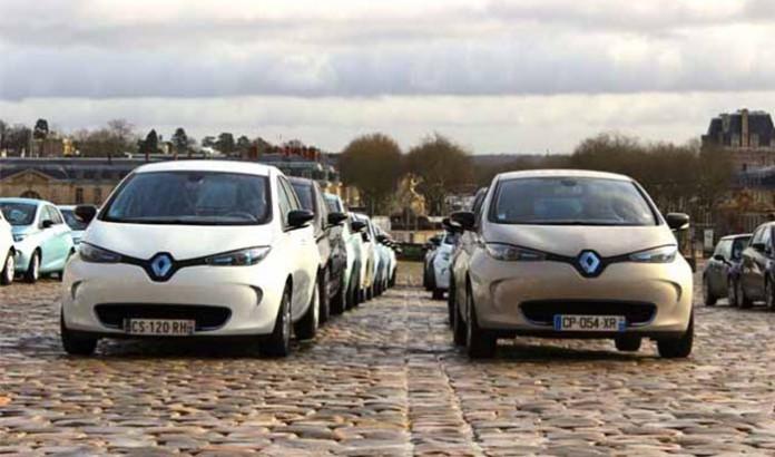 Ayudas al vehículo eléctrico en Francia