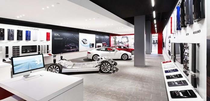 Con las actualizaciones por software del Model S la configuración no acaba en el momento de la compra