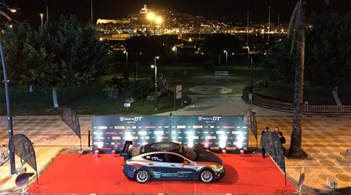 Electric GT presenta el Model S GTE en Ibiza