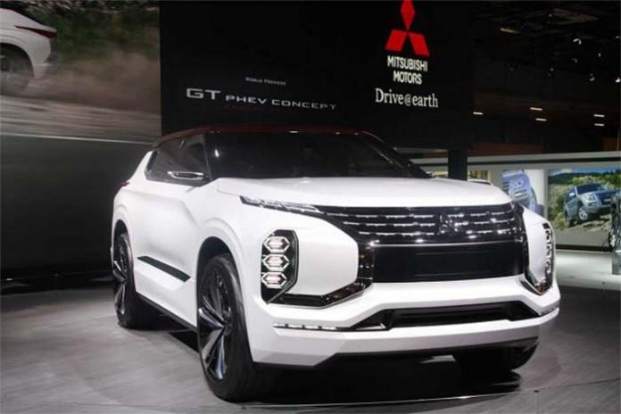 GT Concept. Los planes de Mitsubishi en el Salón de París