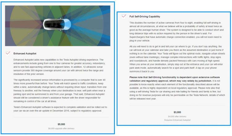 Autopilot de Tesla y Consumer Reports