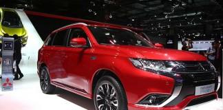 Mitsubishi Outlander PHEV 2017