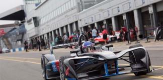 Monoplaza de la tercera temporada de la Fórmula E