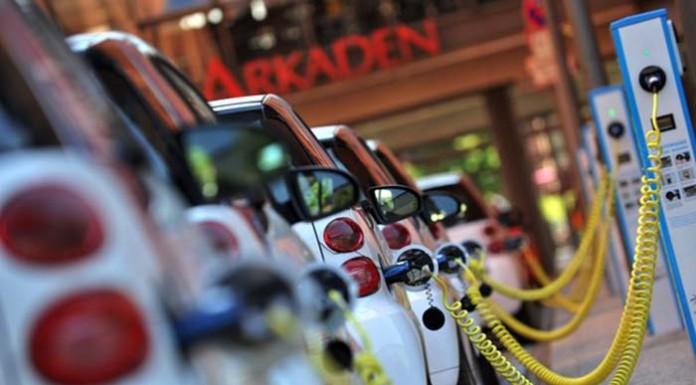 Red de recarga rápida de Nissan en Alemania